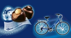 bicicletta Baci Perugina