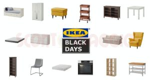 Black Days IKEA