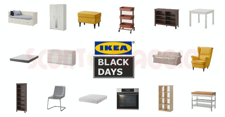 Black days ikea scontomaggio - Black days ikea ...