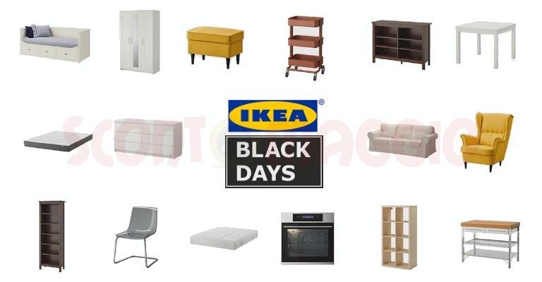 black days ikea scontomaggio. Black Bedroom Furniture Sets. Home Design Ideas