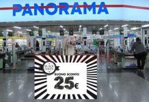 buono spesa Pam Panorama