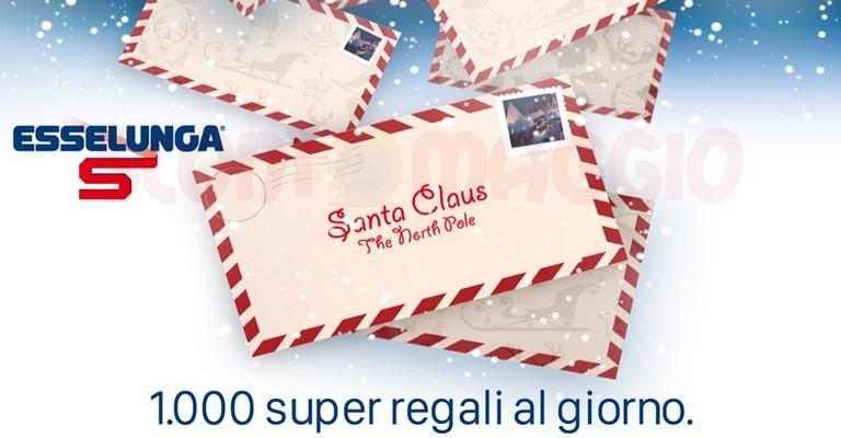 Esselunga Regali Di Natale.Super Concorso Esselunga Di Natale 1000 Premi Al Giorno Scontomaggio