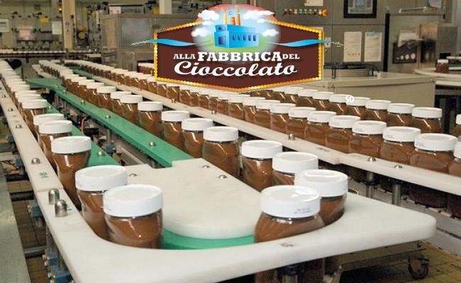 Vinci 10 weekend alla Fabbrica del Cioccolato Ferrero ...