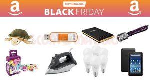 Settimana Black Friday Amazon