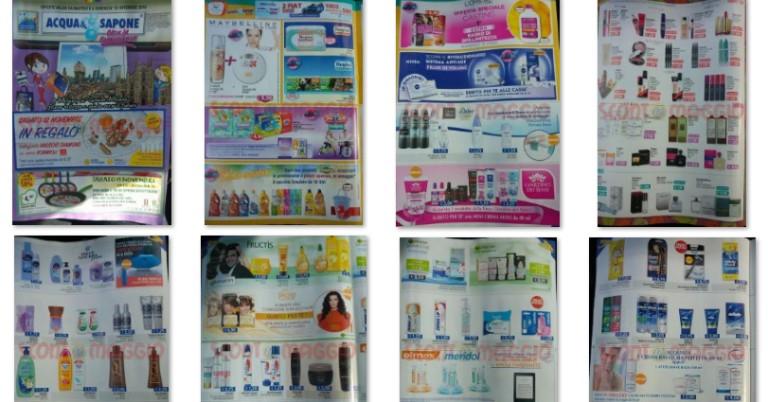 Anteprima volantino acqua sapone e la saponeria 8 20 for Volantino acqua e sapone novembre 2017