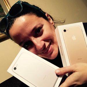 iphone7 monica