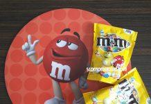 tovaglieta M&M's
