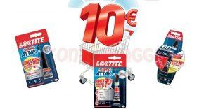loctite buono spesa 10 euro