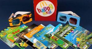 McDonald's libri interattivi