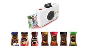Nescafè Polaroid