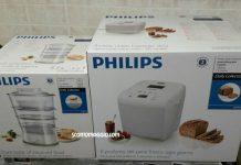 philips macchina pane