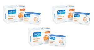Sanex Soap