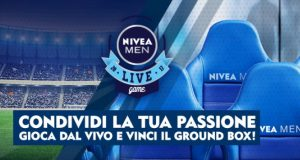 nivea men live game