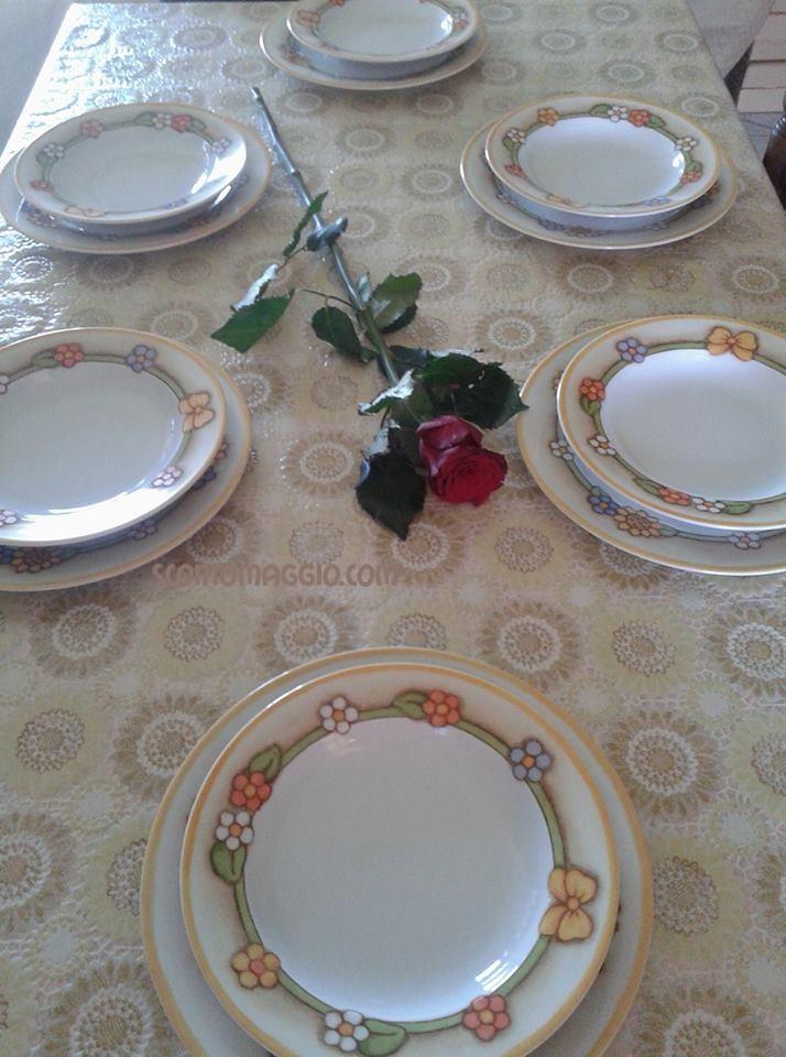 Servizio di piatti thun scontomaggio - A tavola con thun ...