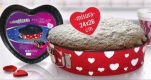 tortiera san valentino