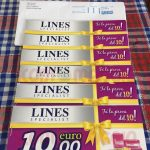 carnet coupon lines specialist