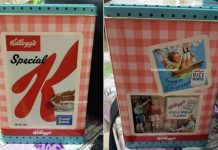 kellogg's vintage box