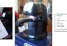 macchina caffe delonghi