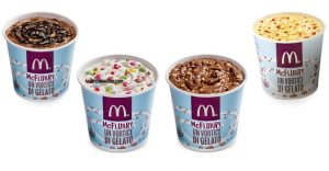 McDonald's McFlurry