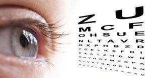 occhio visita oculistica