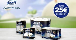 tenderly carezza di latte