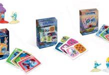puffi giochi carte