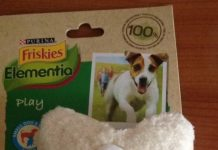 friskies elementia play gioco per cani