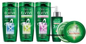l'oreal elvive phytoclear