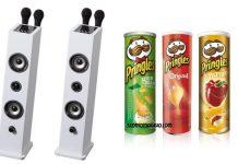 pringles sound tower karaoke