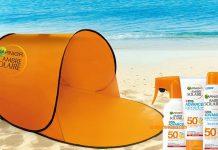tenda ambre solaire