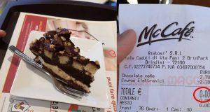torta mcdonald's