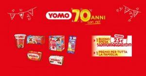 yomo 70 anni