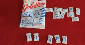 galatine lettere bocavolario