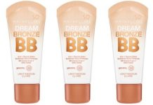 maybelline dream bronze bb cream