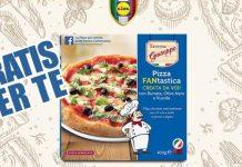 pizza fantastisca lidl