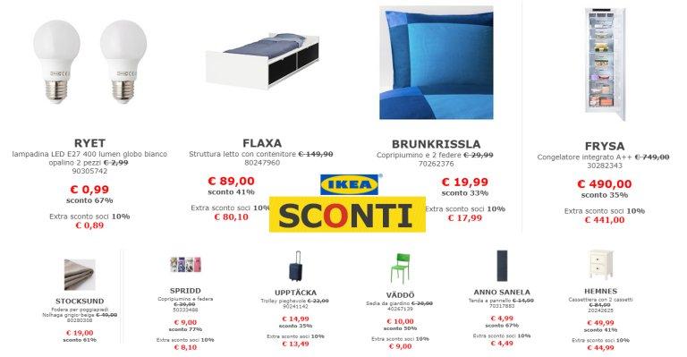 Ikea saldi estate 2017 i migliori affari del tuo punto for Ikea saldi 2017