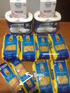 pasta de cecco tenderly e neutromed