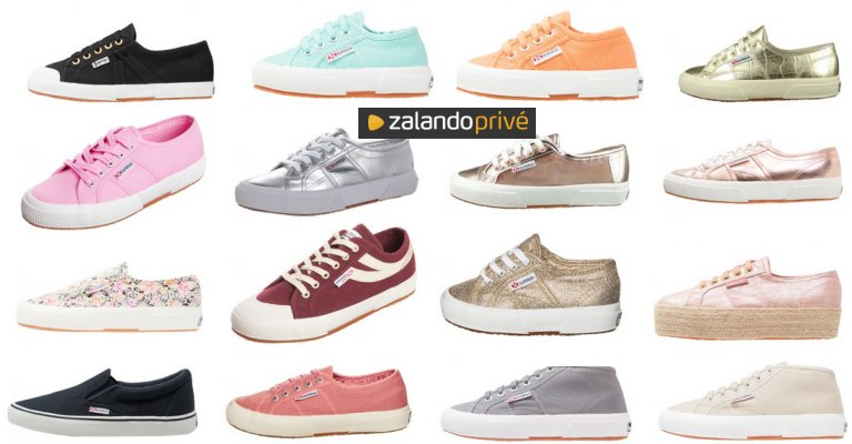 official photos b703b 094c2 zalando scarpe superga