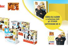 album sticker cattivissimo me 3