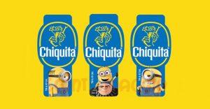 bollini chiquita minions