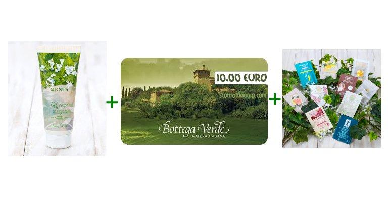 Bagno Doccia Bottega Verde : Bottega verde linea amarena « idee regalo