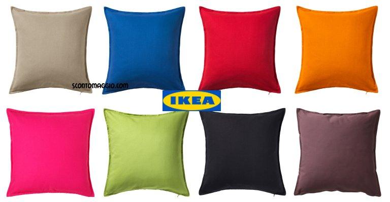 Idea Cuscini.Ikea Fodera Cuscino Gratis Con Il Vecchio Catalogo Scontomaggio
