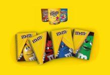 M&M's quaderni