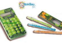 mulino bianco calcolatrice penne