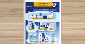 nivea blu friday