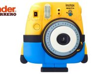 fotocamera minions