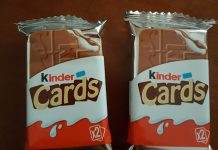 kinder cards