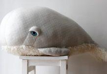 balena peluche