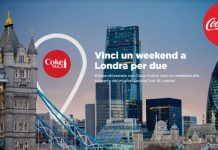 coca cola #accendilaserata