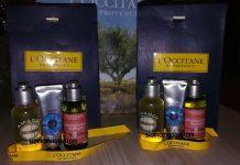 l'occitane campioni omaggio